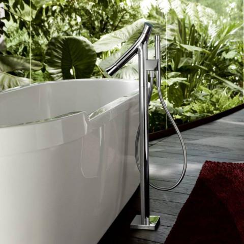 AXOR Starck Organic Floor Standing Thermostatic Bath Shower Mixer