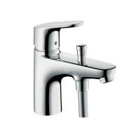 Hansgrohe Focus Monotrou Bath Shower Mixer Tap