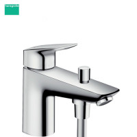 Hansgrohe Logis Monotrou Single Lever Bath Shower Mixer