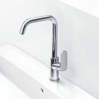 Hansgrohe Focus 240 Swivel Spout Basin Mixer Tap