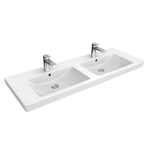 Villeroy & Boch Subway 2.0 Double Vanity Washbasin