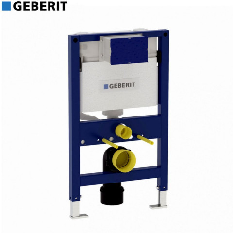 Geberit Duofix WC Frame With Kappa Cistern 820mm
