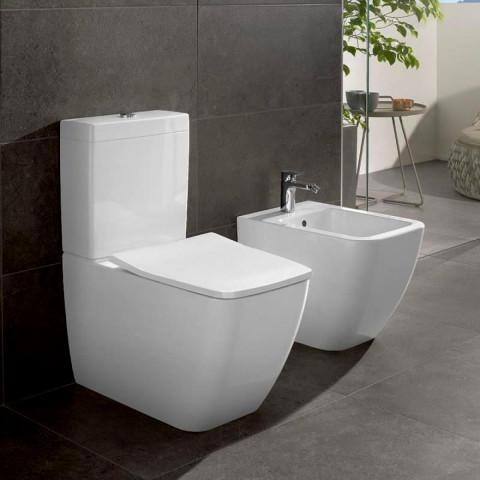 Villeroy & Boch Venticello Rimless Close Coupled Toilet