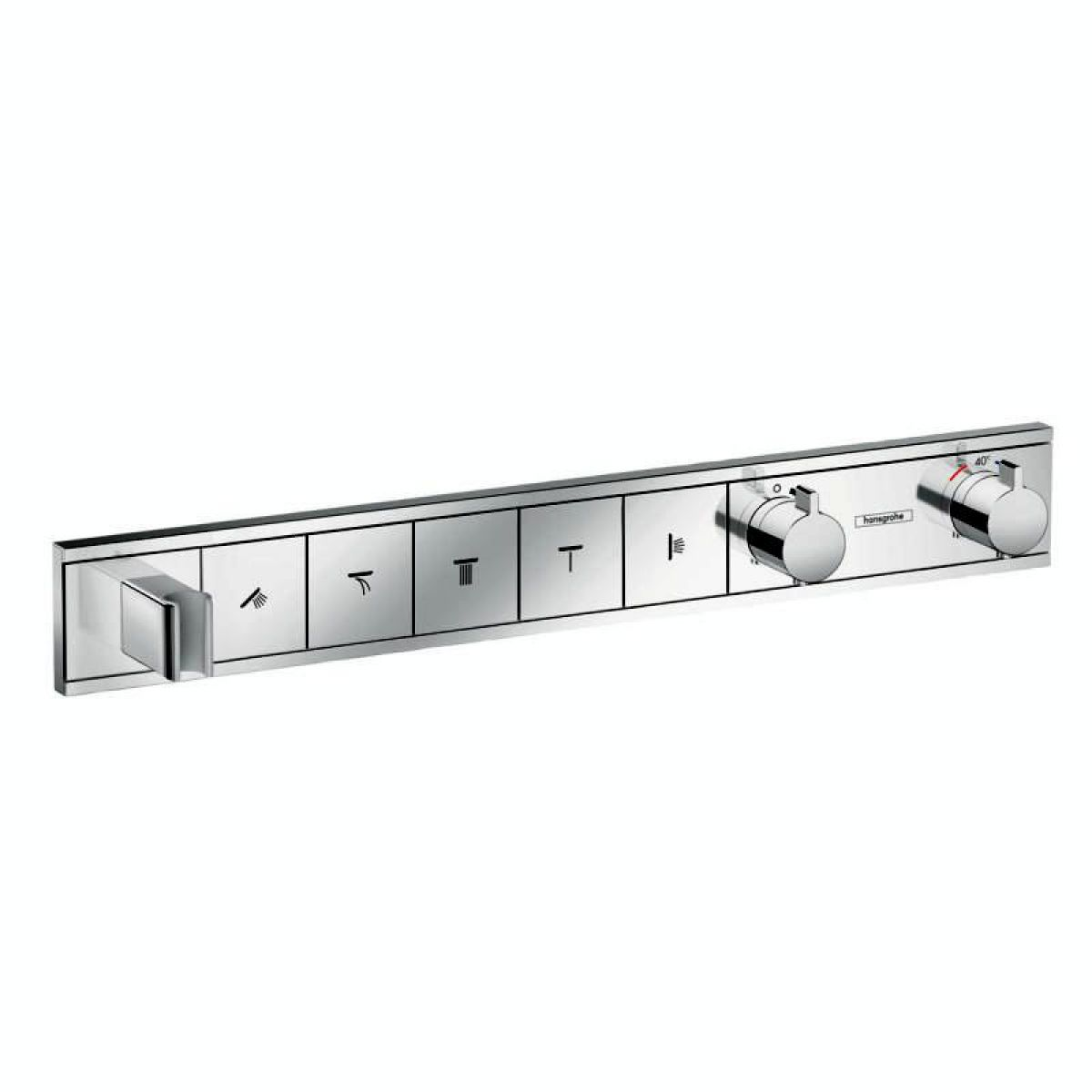 Hansgrohe RainSelect Concealed Valve For 5 Outlets