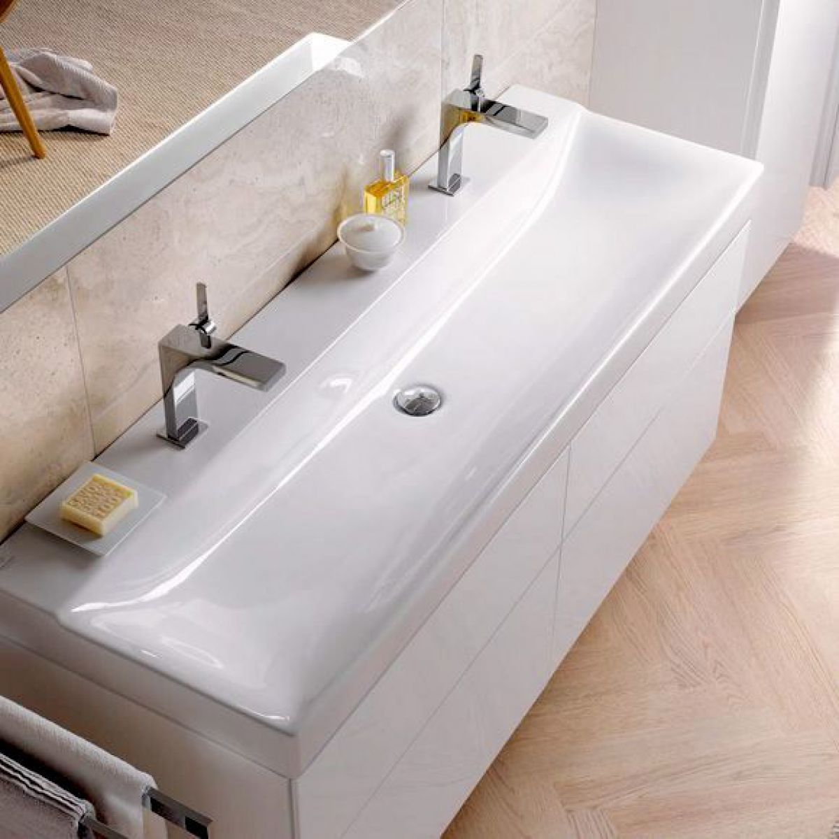 Geberit Xeno2 1200mm Vanity Unit