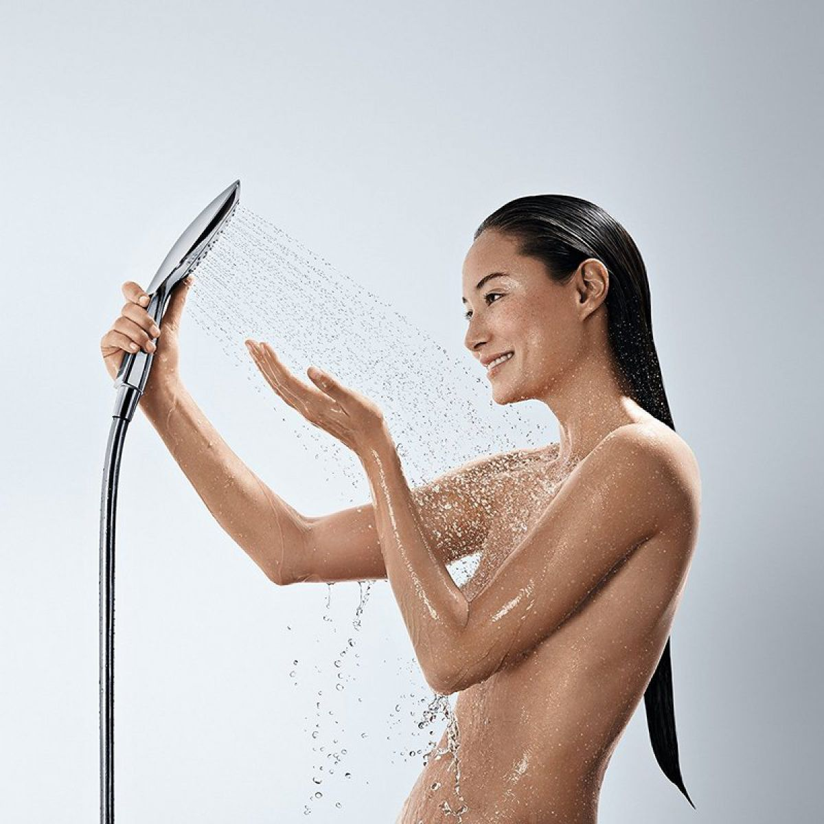 Hansgrohe Raindance Select E 150 3 Jet Hand Shower