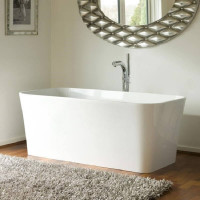 Victoria + Albert Edge Freestanding Bath
