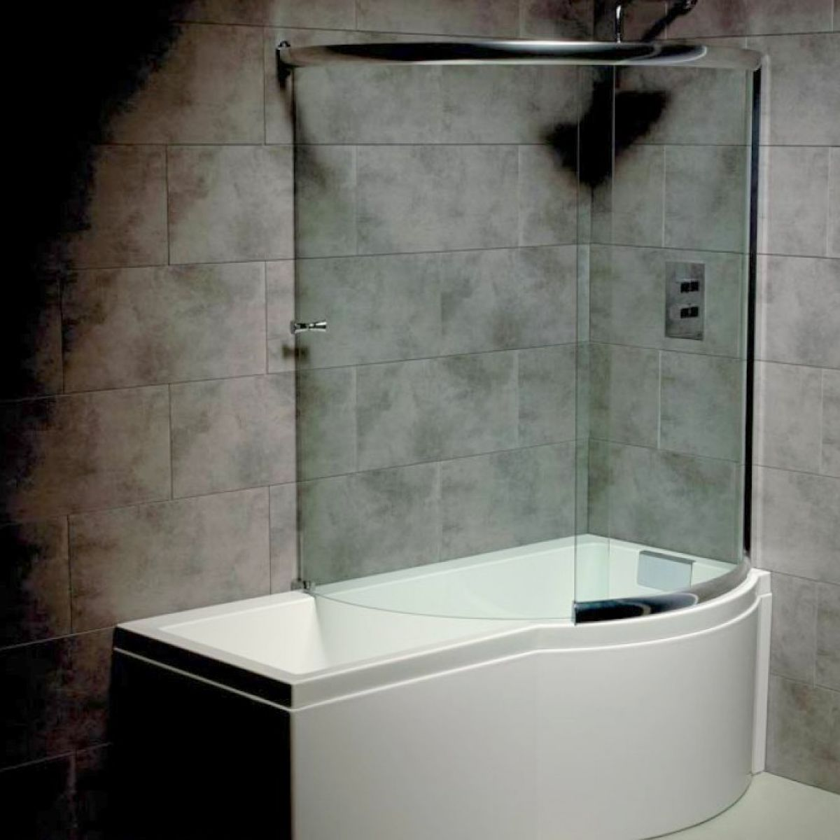 Carron Celsius Shower Bath With Screen & Bath Panel