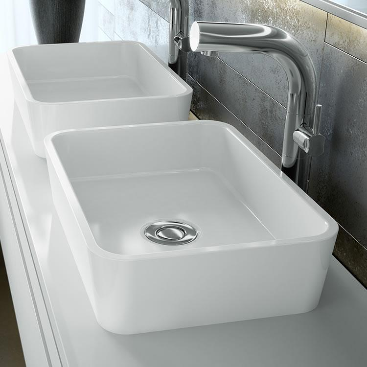 Victoria + Albert Edge 45 Countertop Basin