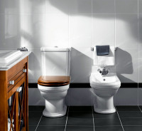 Villeroy & Boch Hommage Close Coupled Toilet
