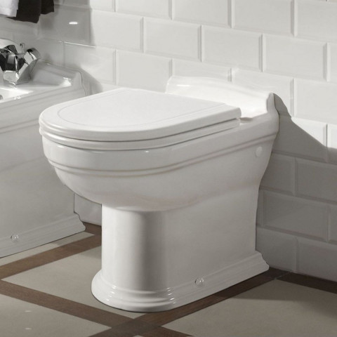 Villeroy & Boch Hommage Back To Wall Toilet