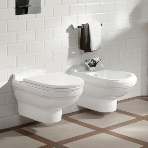 Villeroy & Boch Hommage Wall Hung Toilet