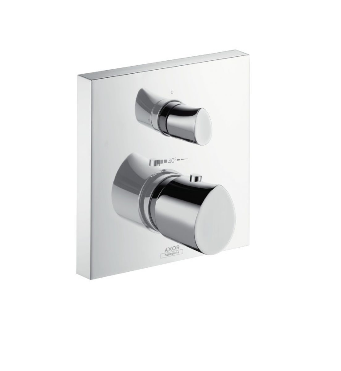 AXOR Starck Organic Thermostatic Concelaed Shower Mixer