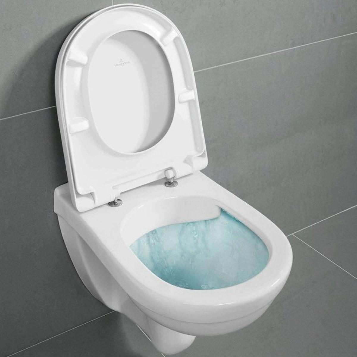 Villeroy & Boch O.Novo Rimless Wall Hung Toilet