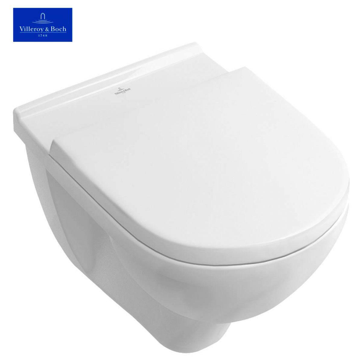 Villeroy Amp Boch O Novo Rimless Wall Hung Toilet