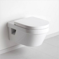 Abacus Bathrooms D-Style Compact Wall Hung Toilet