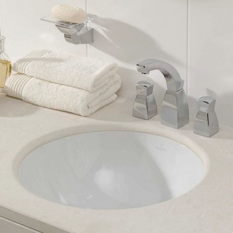 Villeroy & Boch Loop & Friends Circular Undercounter Washbasin
