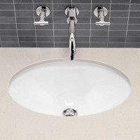 Villeroy & Boch Loop & Friends Oval Undercounter Washbasin