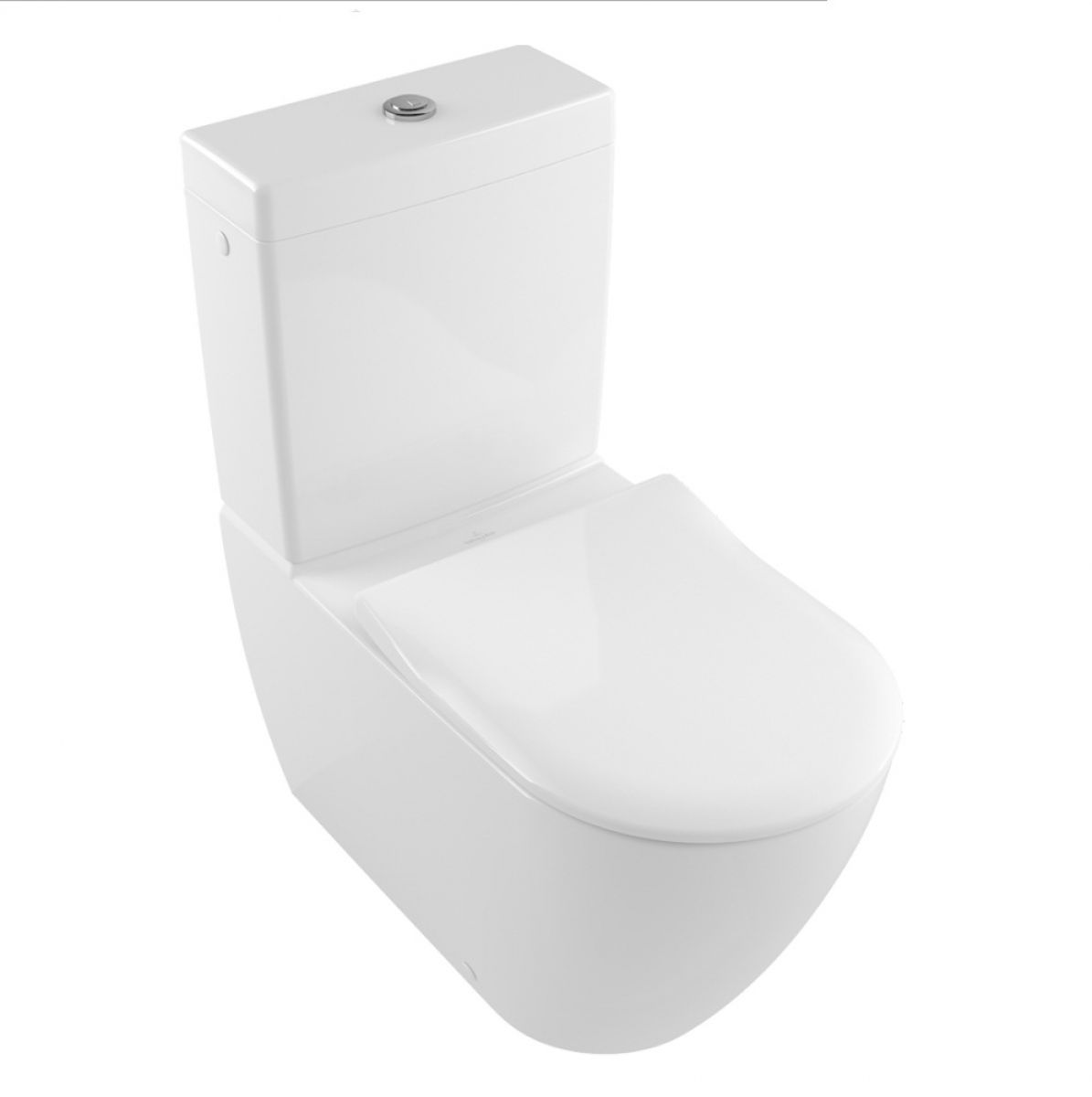 Villeroy Amp Boch Subway 2 0 Rimless Close Coupled Toilet
