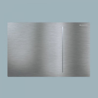 Geberit Sigma70 Soft Touch Dual Flush Plate