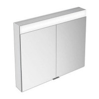 Keuco Edition 400 Cabinet Wall Mounted With Heated Mirrors