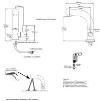 Victoria + Albert Tubo 19 Basin Mixer
