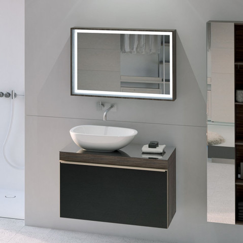 Geberit Citterio Mirror With Ambient Lighting