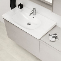 Geberit Acanto Vanity Unit With One Drawer