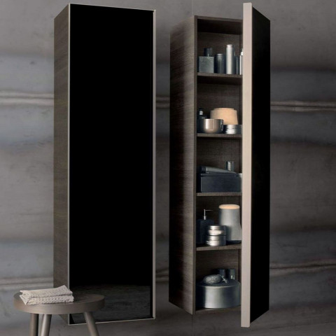 Geberit Citterio 1600mm Tall Cabinet With One Door