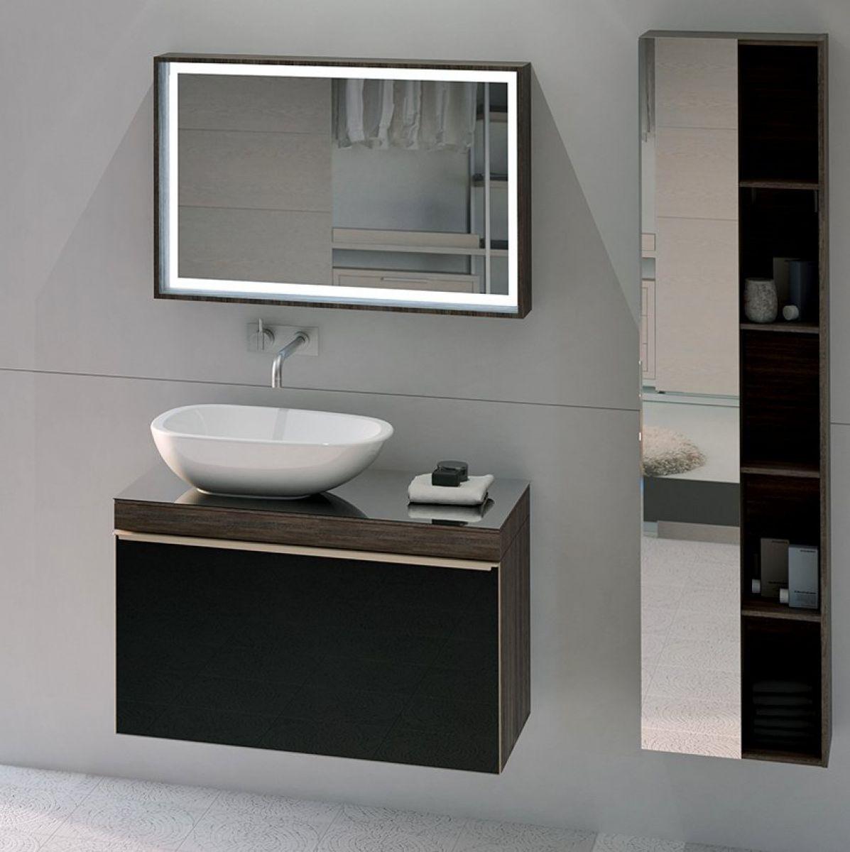 Geberit Citterio Vanity Unit & Lay On Basin