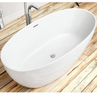 Waters I-Line Stream Freestanding Bath