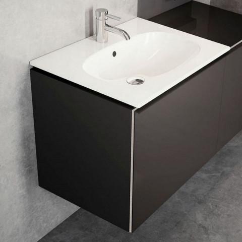 Geberit Acanto Vanity Unit With Slim Basin