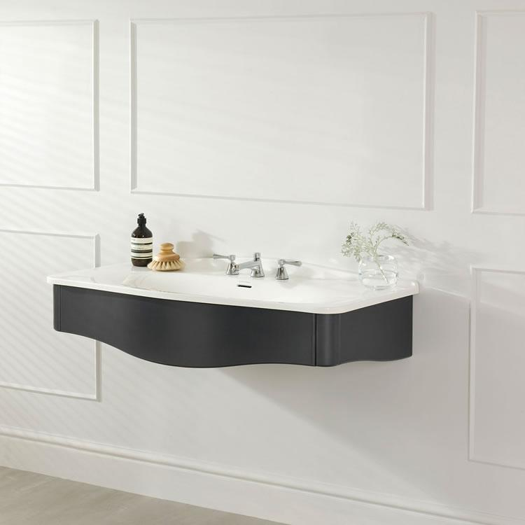 Victoria + Albert Lavello 114 Volo Vanity Unit + Washbasin