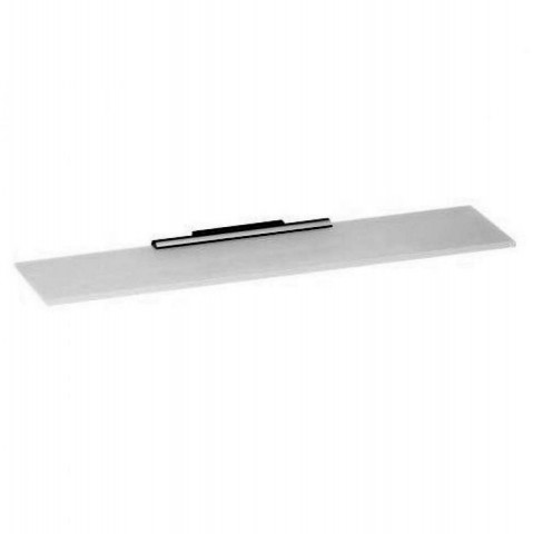 Keuco Plan Crystalline Glass Shelf & Chrome Bracket