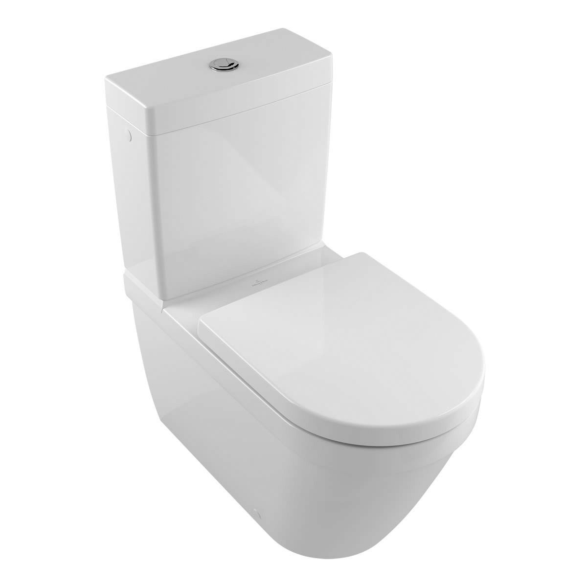 Villeroy & Boch Architectura Rimless Close Coupled Toilet