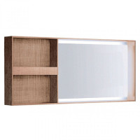 Geberit Citterio 1350mm Mirror With Ambient Lighting With Storage Shelf