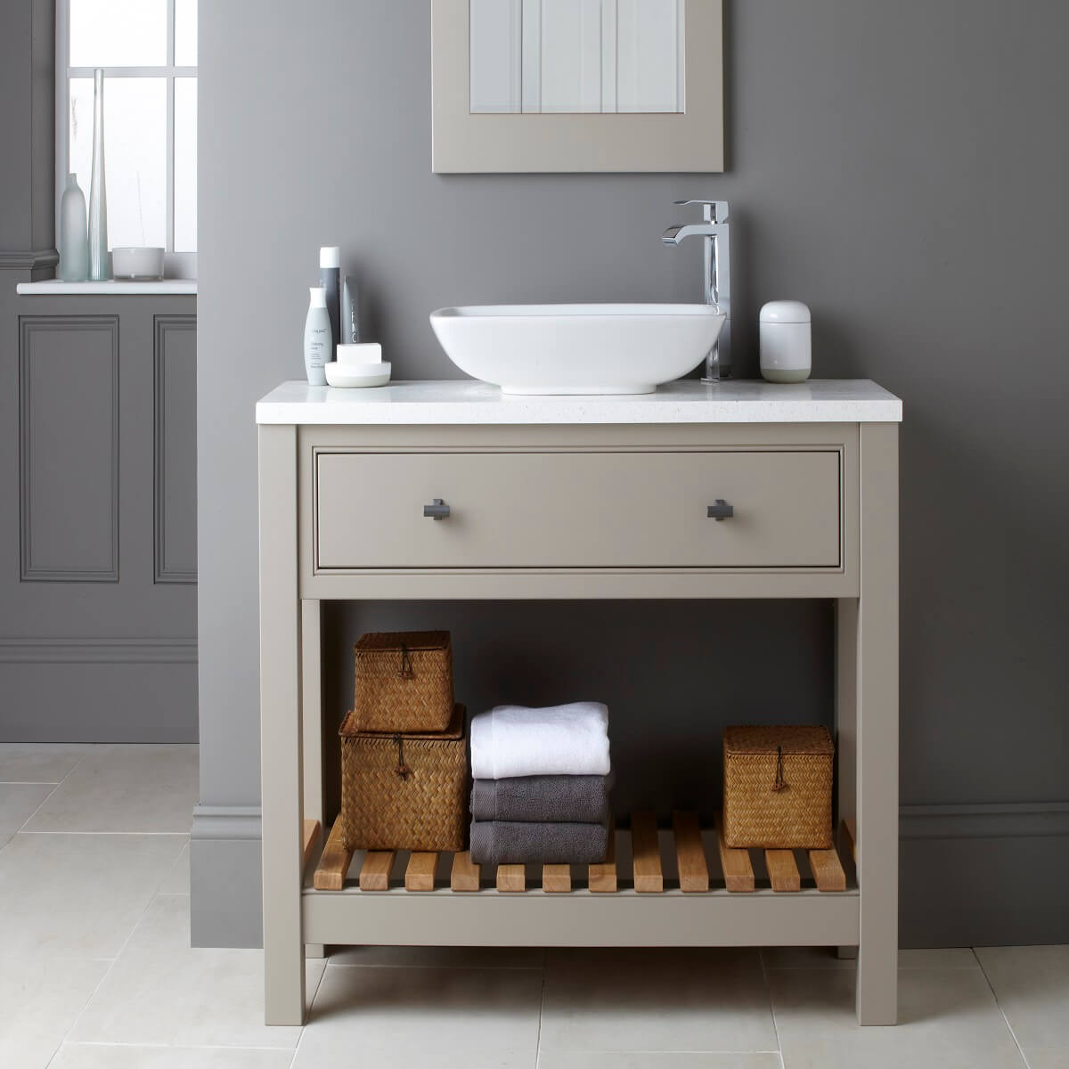 Burbidge Langton Washstand & Worktop