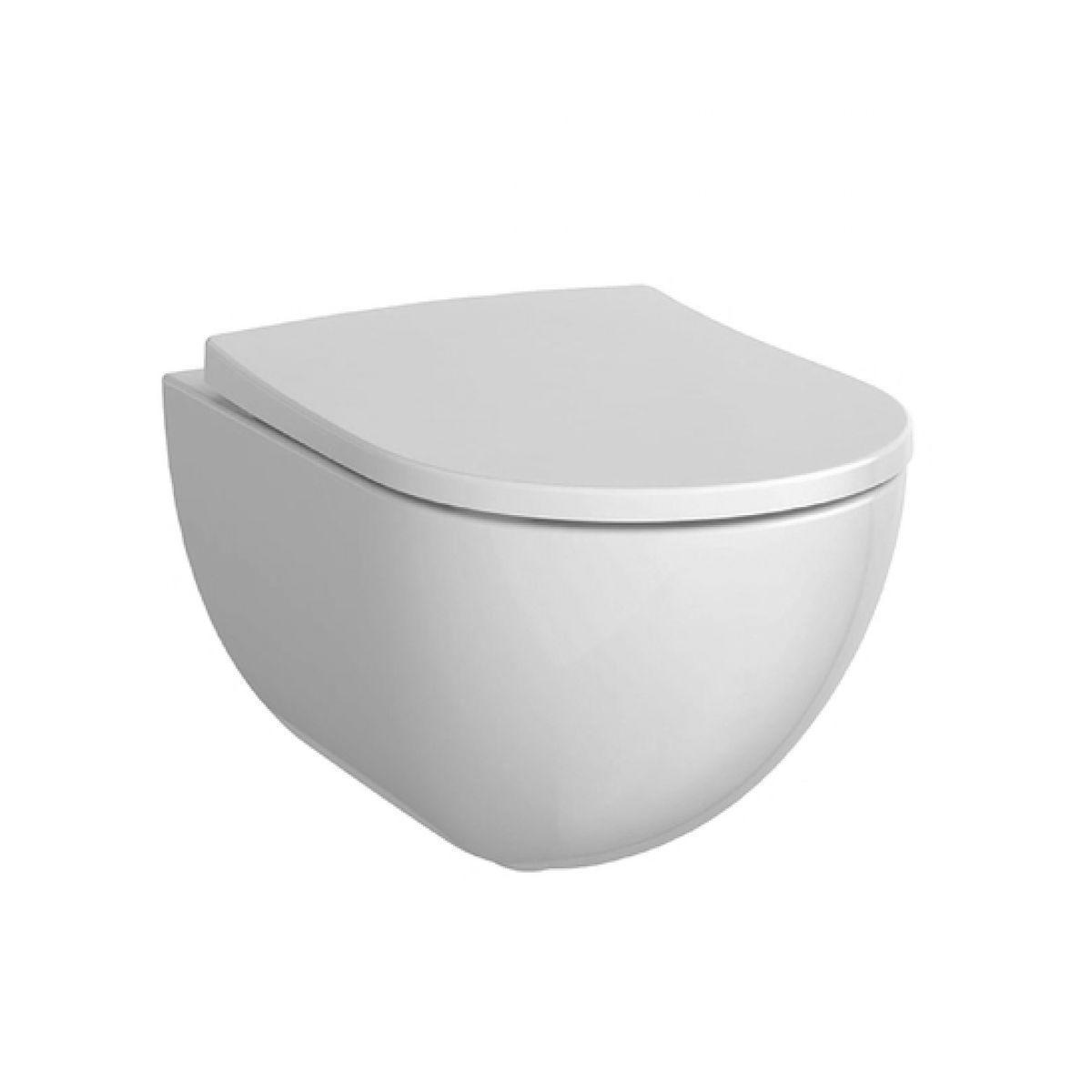 Geberit Acanto Wall Hung Toilet Rimfree Bathrooms Direct