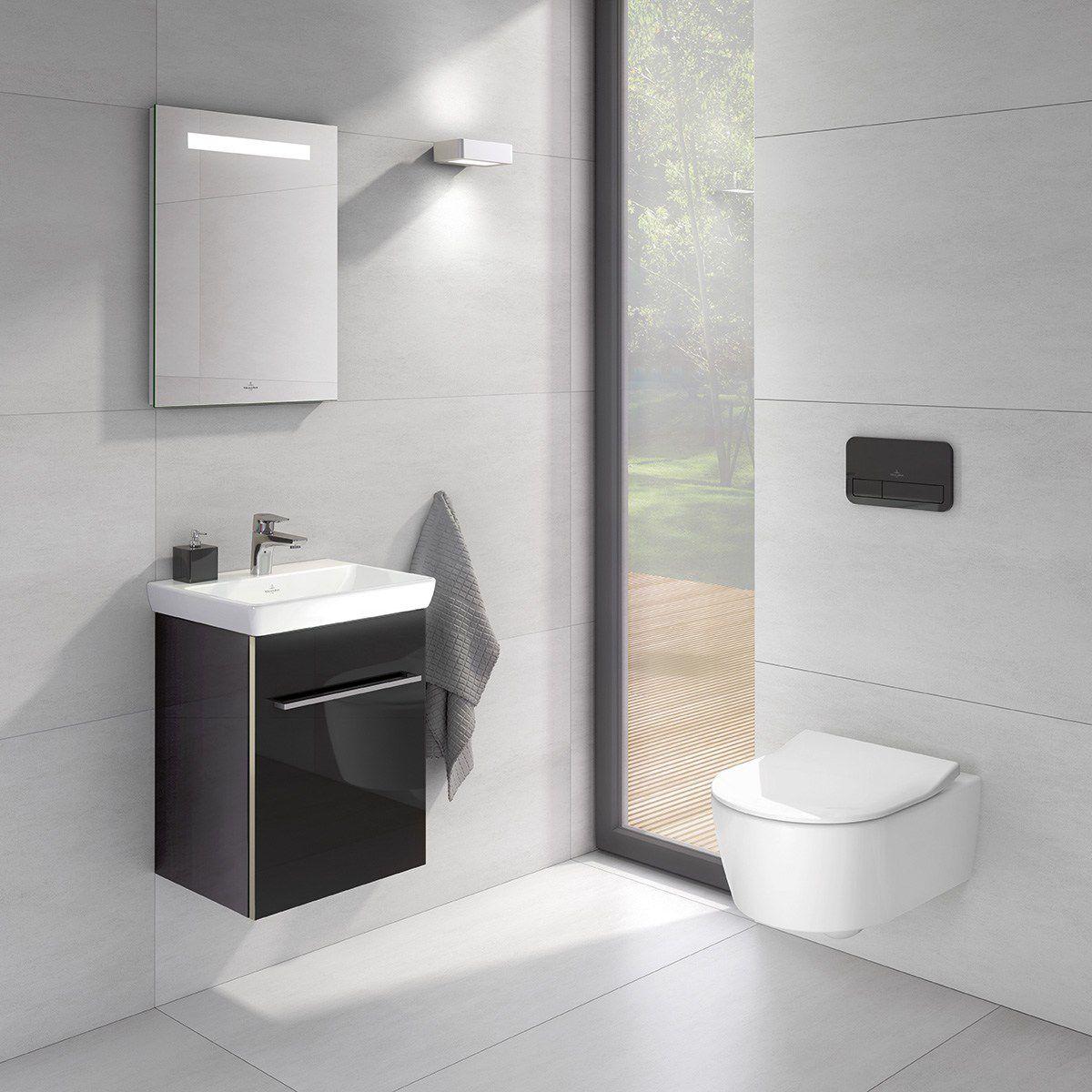 Villeroy Amp Boch Avento Single Door Vanity Unit Amp Basin