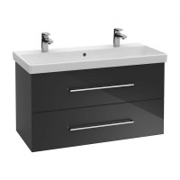 Villeroy & Boch Avento Double Vanity Unit & Washbasin