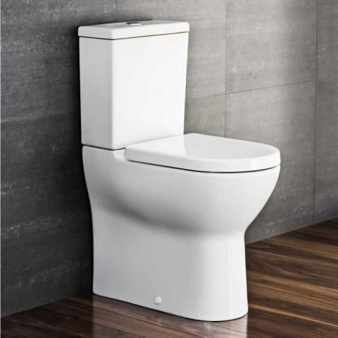 Vitra S50 Comfort Raised Height Close Coupled Toilet