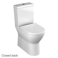 Vitra S50 Comfort Raised Height Close Coupled Toilet