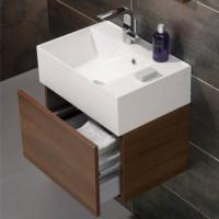 Bauhaus Elite Vanity Unit With Mineral Marble Washbasin