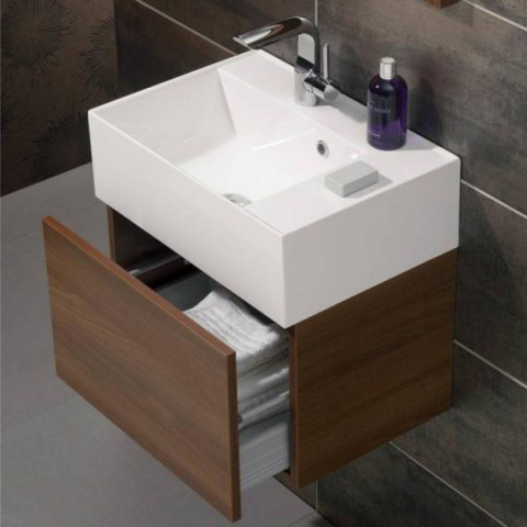 Bauhaus Elite Vanity Unit With Mineral Marble Washbasin