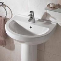 Vitra S50 Round Washbasin