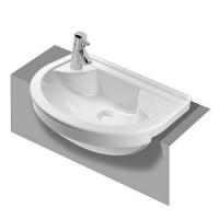 Vitra S50 Compact Semi Recessed Basin