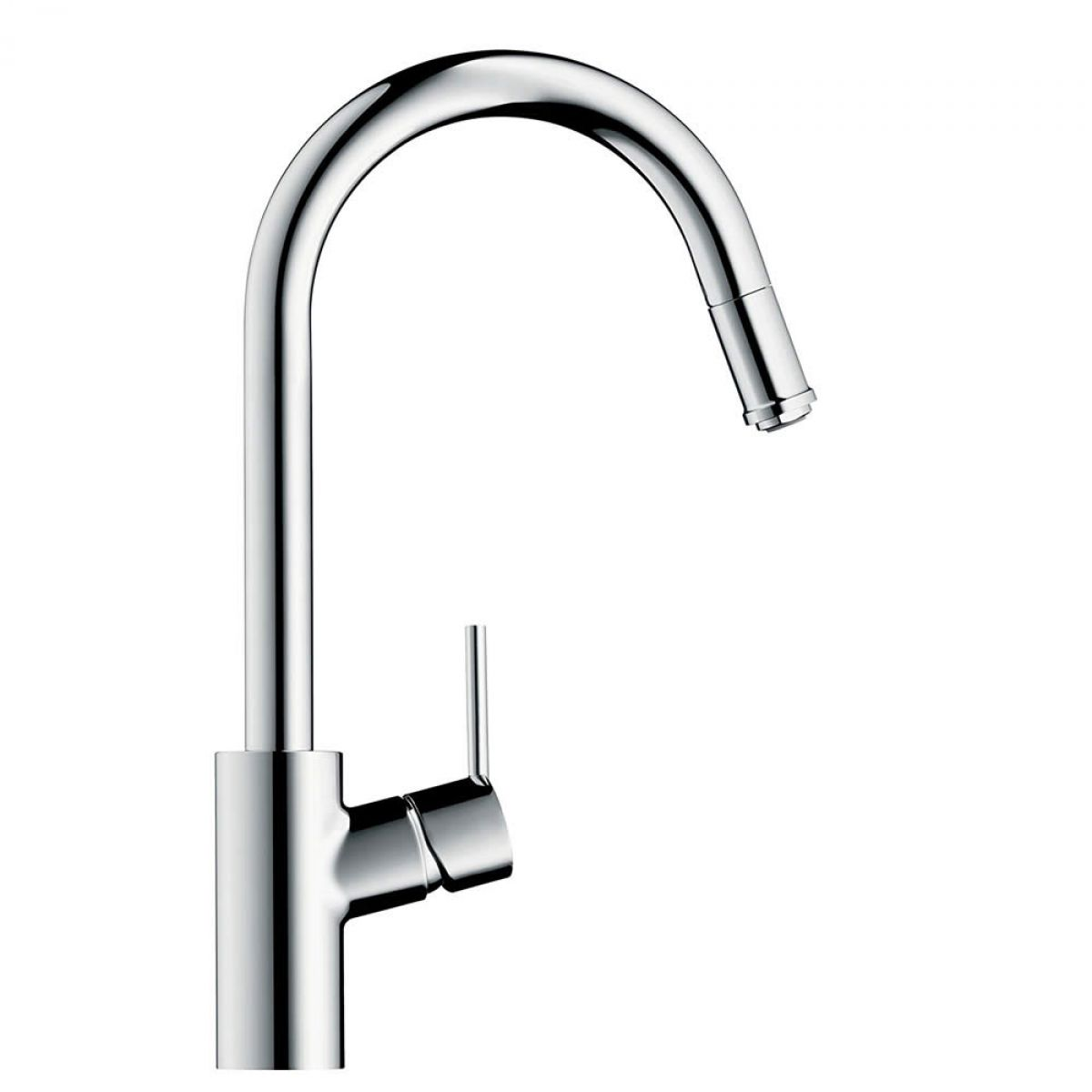 Remarkable Hansgrohe Talis S2 Variarc Kitchen Mixer Tap With Pull Out Download Free Architecture Designs Intelgarnamadebymaigaardcom
