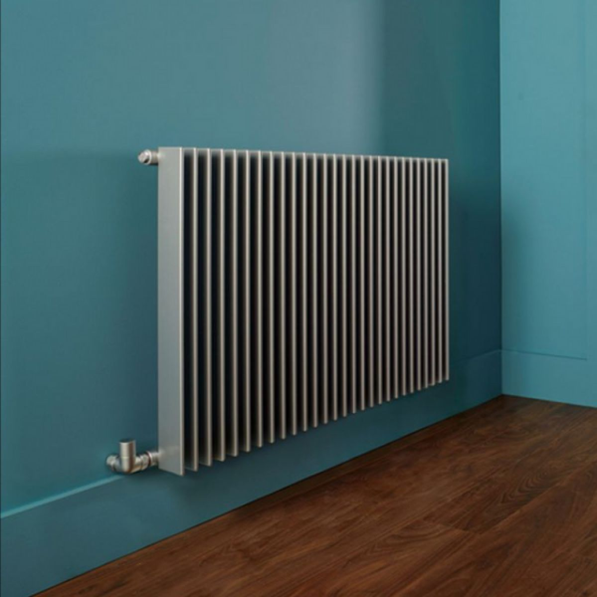 Bisque Finn Vertical Radiator