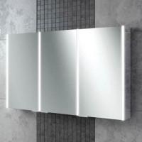 HIB Xenon 120 LED Aluminium Bathroom Cabinet