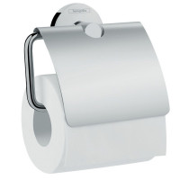 Hansgrohe Logis Universal Toilet Roll Holder with Cover